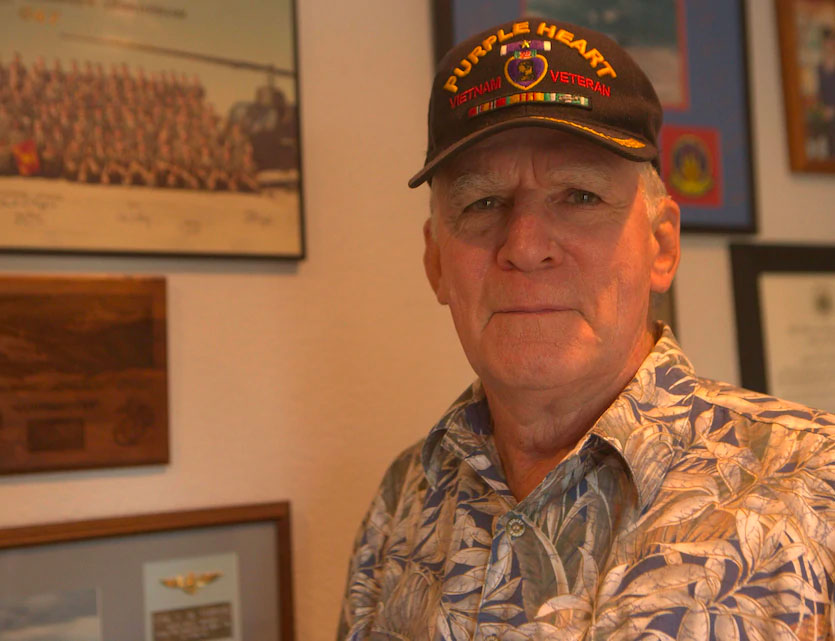 CAMP PENDLETON VETS SHARE THEIR STORY